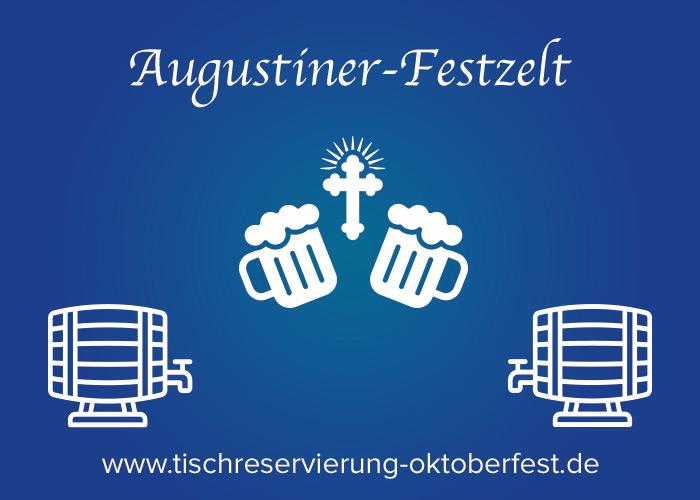 Reservierung Oktoberfest Augustiner-Festzelt | Tischreservierung-Oktoberfest