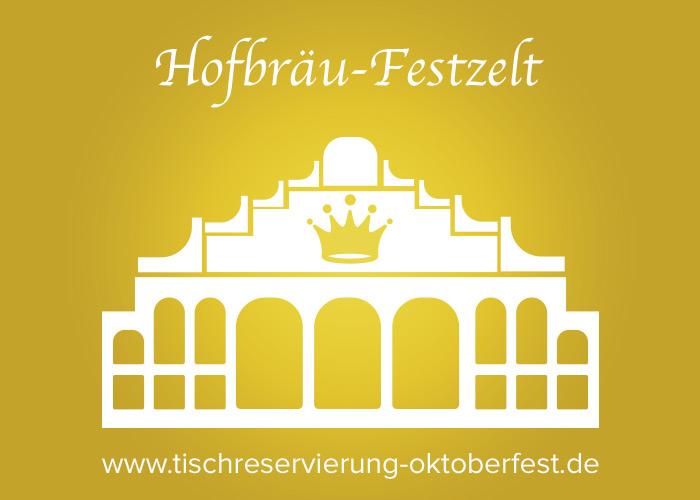 Reservation for Oktoberfest Hofbräu beer tent | Tischreservierung-Oktoberfest