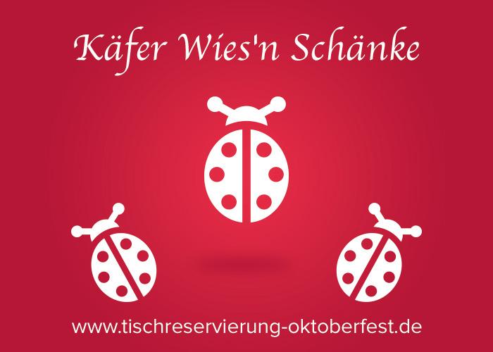 Käfer Wien'n Schänke Käferzelt Oktoberfest   Tischreservierung-Oktoberfest.de