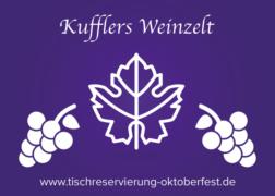 Kuflers Weinzelt   Tischreservierung-Oktoberfest.de