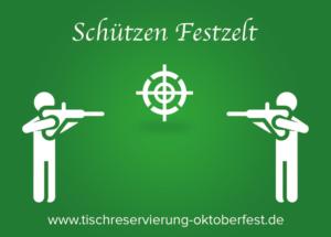 Reservation for Oktoberfest Schützen beer tent | Tischreservierung-Oktoberfest