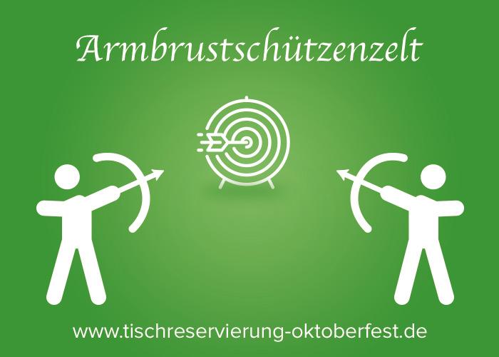 Armbrustschützenzelt | Tischreservierung-Oktoberfest.de