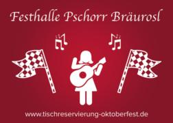 Bräurosl | Tischreservierung-Oktoberfest.de