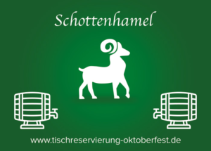 Schottenhamel beer tent | Tischreservierung-Oktoberfest.de