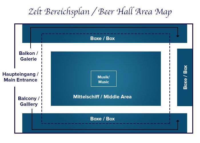 Zeltbereichsplan Fischer-Vroni Festzelt