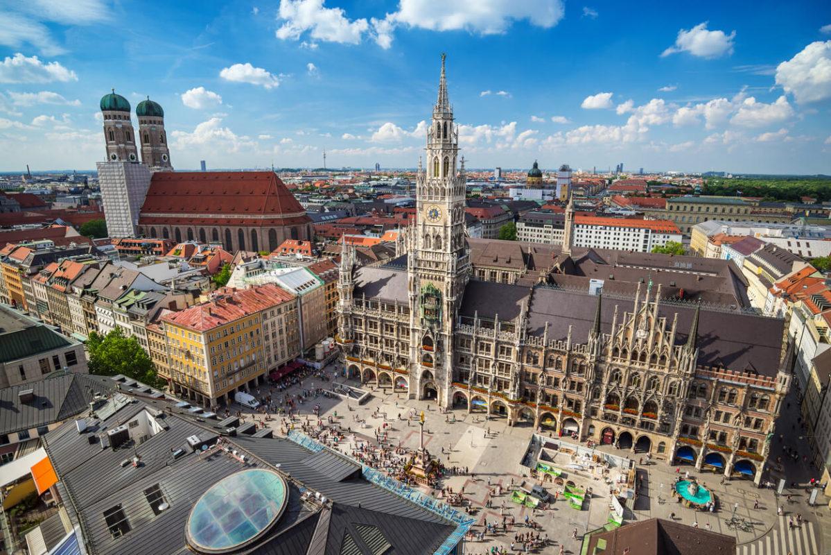 Marienplatz München | tischreservierung-oktoberfest.de