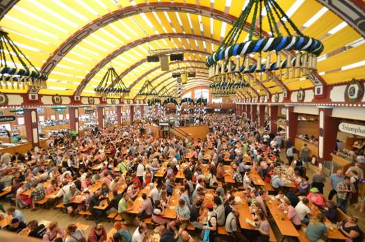 Löwebräu Festzelt reservieren | tischreservierung-oktoberfest.de