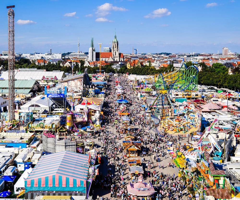 Oktoberfest facts and figures 2018
