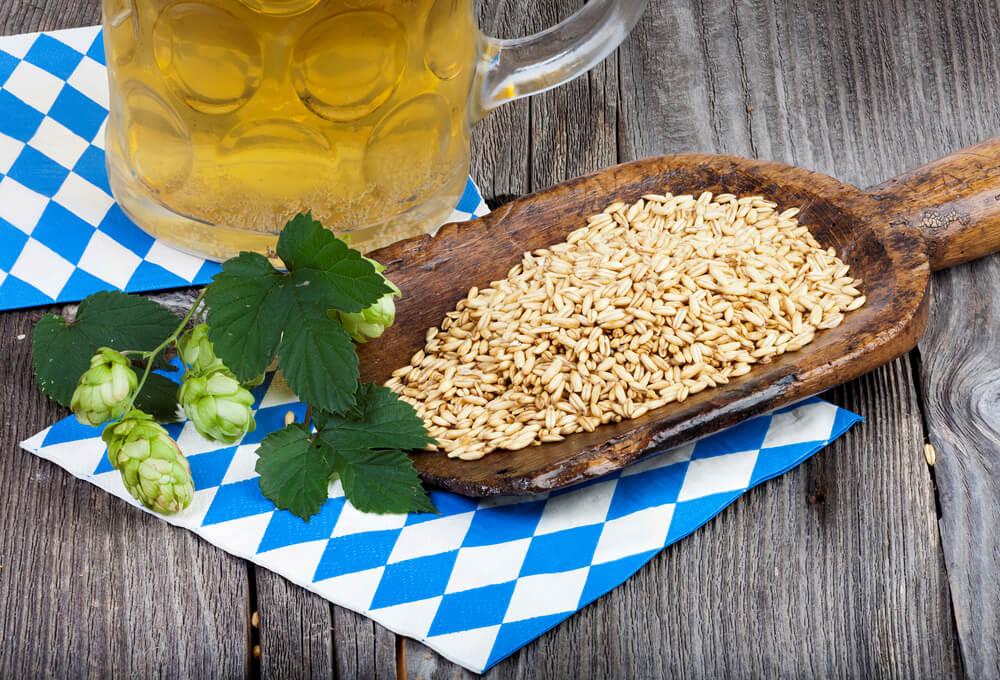 Biersorten Hopfen Malz Tischreservierung Oktoberfest