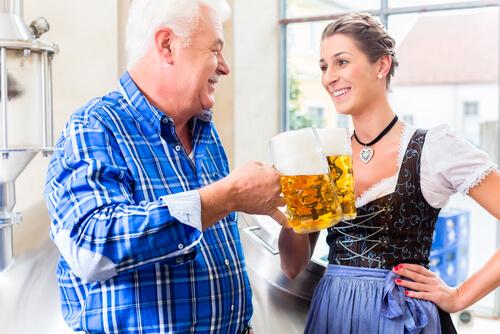 Oktoberfest Brauereien Bier testen