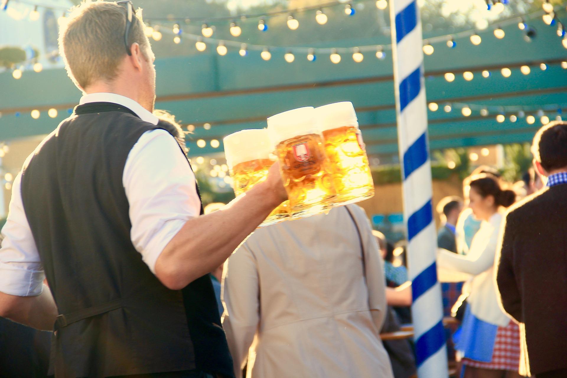 Oktoberfest Bierpreis sparen