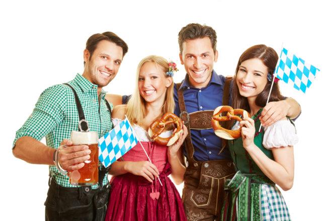 Oktoberfest weltweit deutsch Bayern