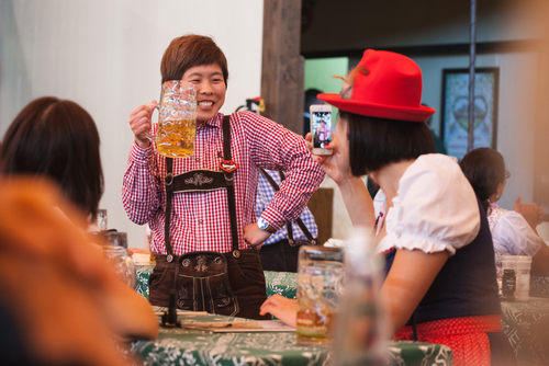 Oktoberfest worldwide china
