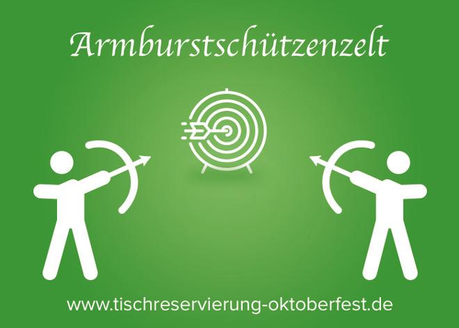 Reservierung Armbrustschützen Oktoberfest | Tischreservierung-Oktoberfest.de