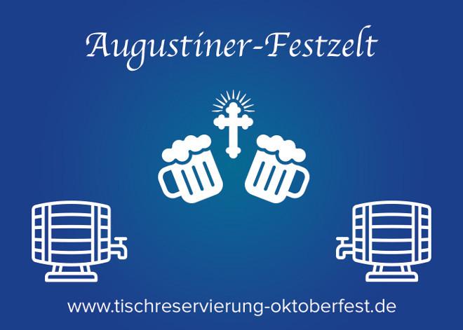 Reservierung Augustiner Festzelt Oktoberfest | Tischreservierung-Oktoberfest.de
