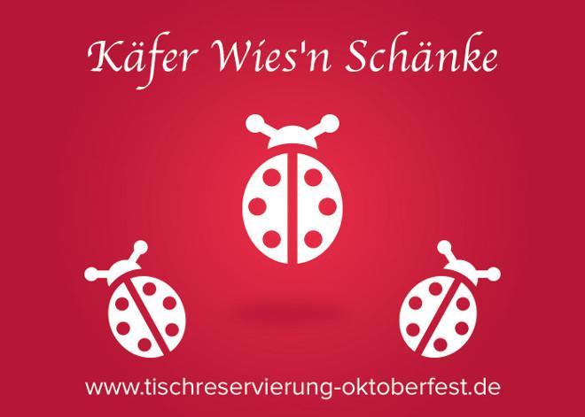 Reservierung Käfer Wiesn Schänke Oktoberfest | Tischreservierung-Oktoberfest.de