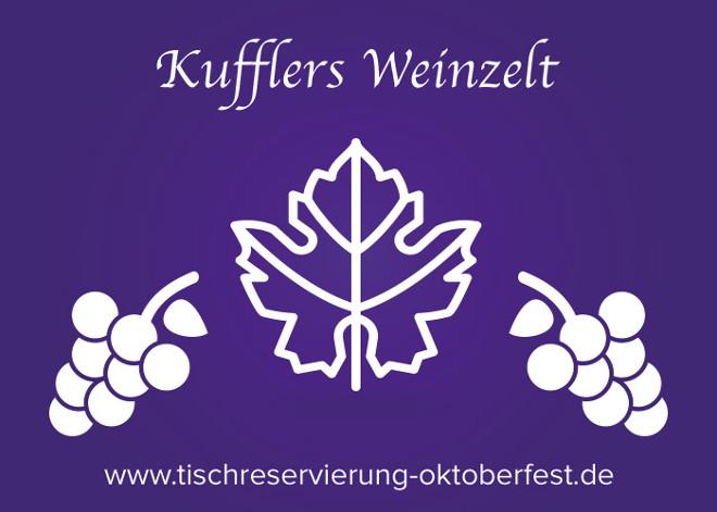 Reservierung Kufflers Weinzelt Oktoberfest | Tischreservierung-Oktoberfest.de