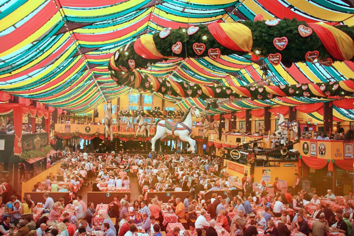 Oktoberfest Bierpreis 2021