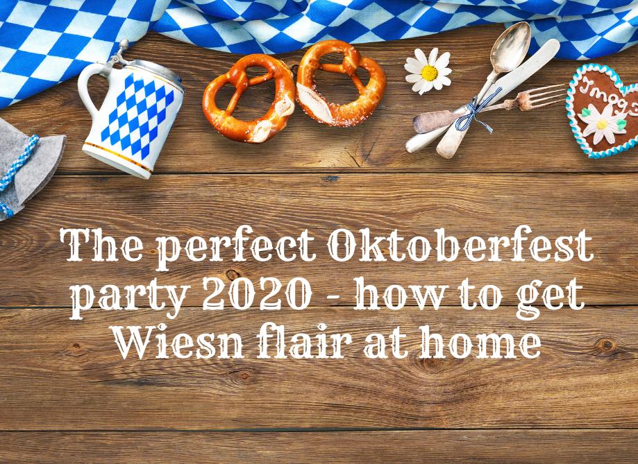 Oktoberfest: Tipps für die Wiesn Tisch Reservierung